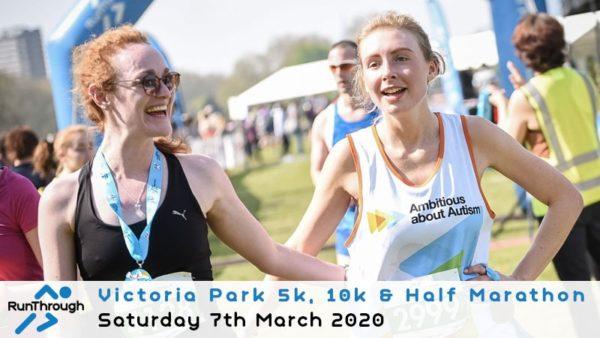 Victoria Park Half Marathon