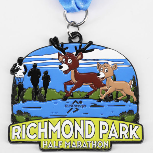 Virtual Race - Richmond Park - Half Marathon