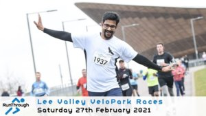 Lee Valley Velopark Half - February