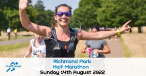 Richmond Park Half - August