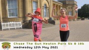 Chase the Sun Heaton Park 5K - May