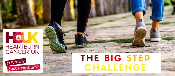 The HCUK Big Step Challenge