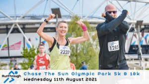 Chase The Sun Olympic Park 5K - August