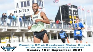 Goodwood Motor Circuit 5K - September