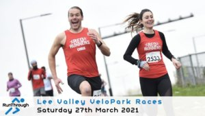 Lee Valley Velopark 5K - March