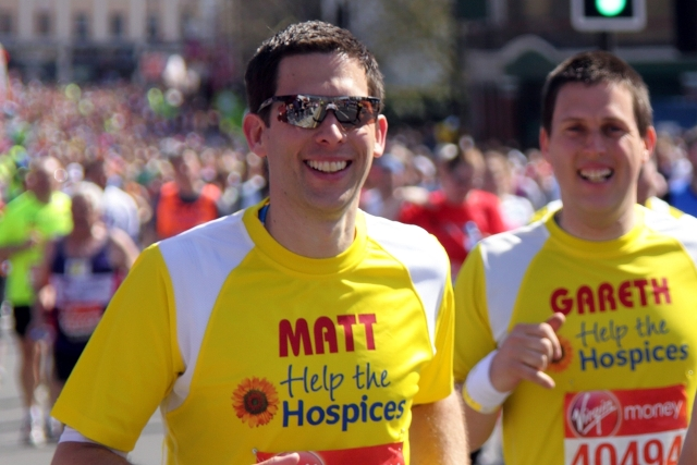Matt's Story - Help the Hospices