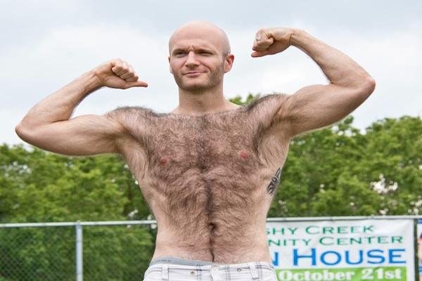 Hairy Fundraiser