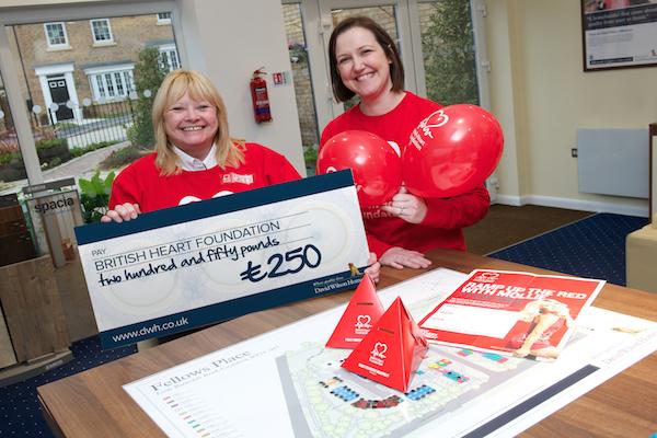 Fundraising £250